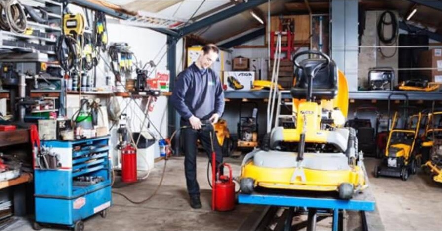 Baas Groenmachines verhuist in januari naar een nieuwe locatie